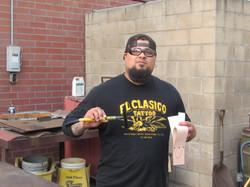 Better chipping hammer design