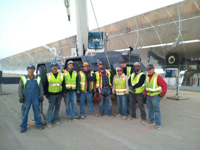 Experts in welding & fabrication