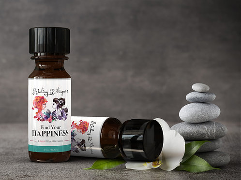 Find Your Happiness! Conjure Oil