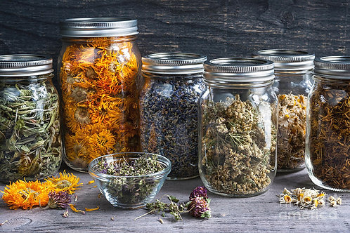 Custom Herbal Baths