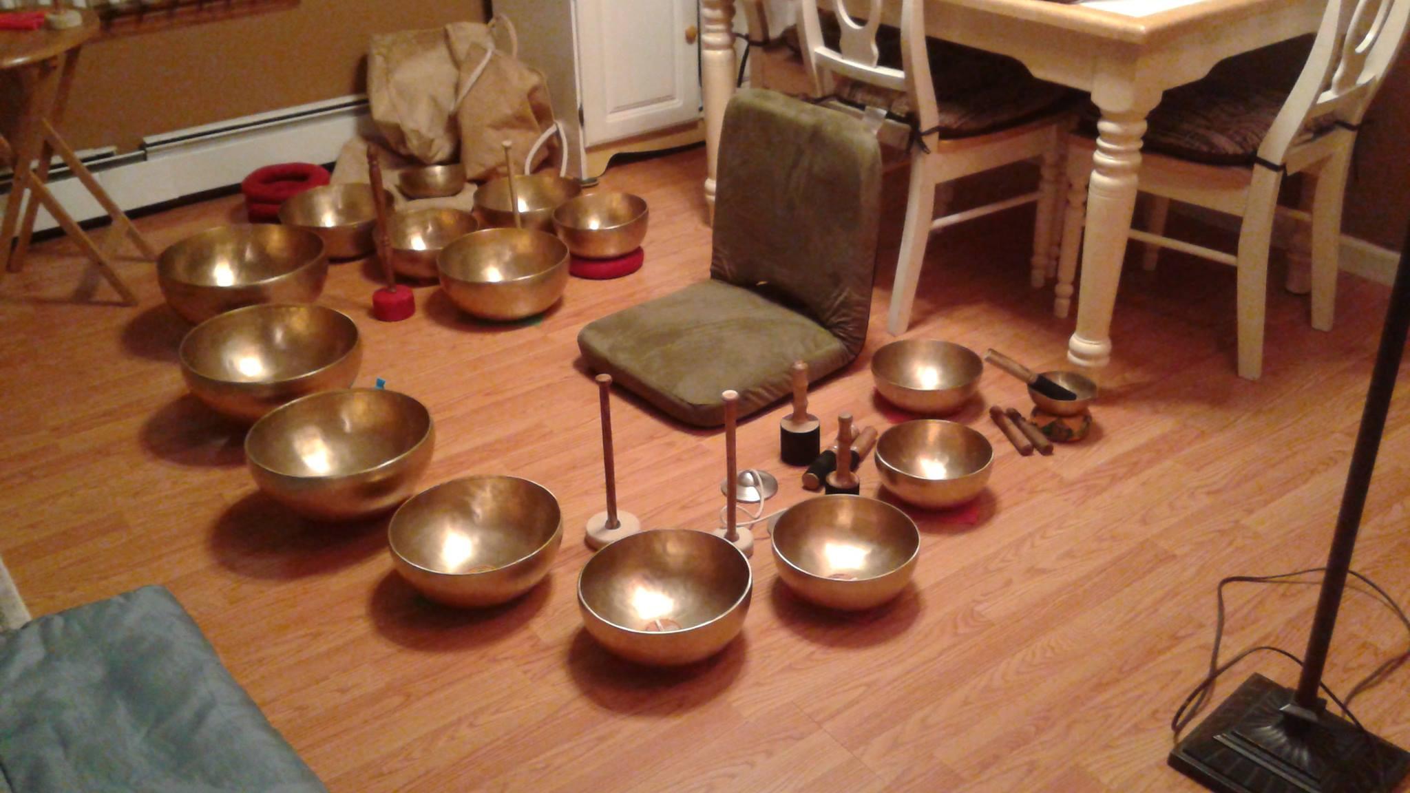 Private Sound Therapy Session