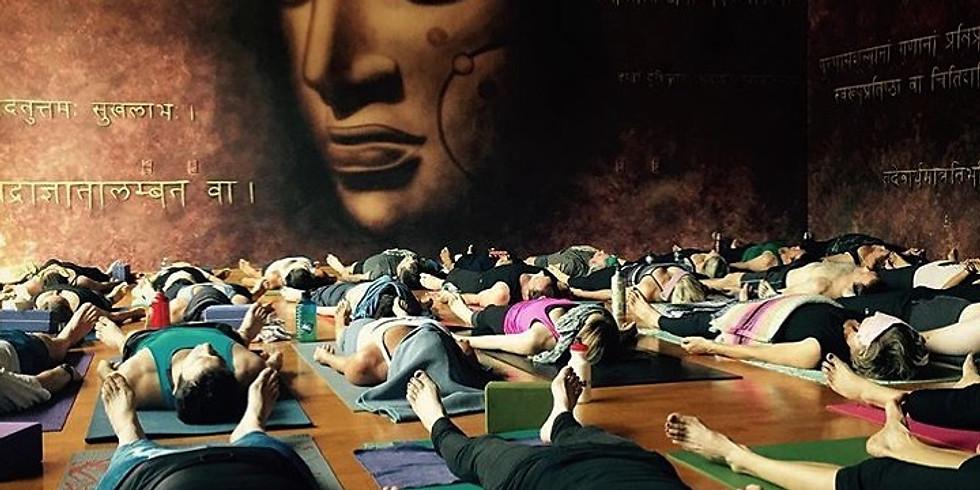 Samadhi Yoga Nidra and Healing - Yoga Alliance Approved