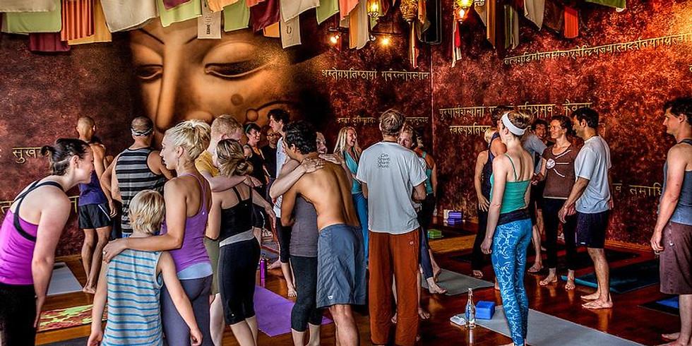 Samadhi Yoga Teacher Training - 3 Outstanding programs each year