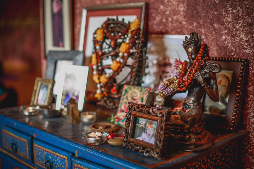 Samadhi Altar