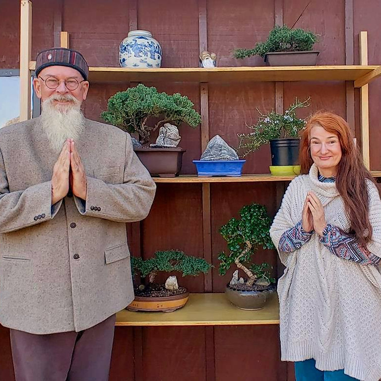 Herbs for Spiritual Development with Romarishi Siddha & Tara