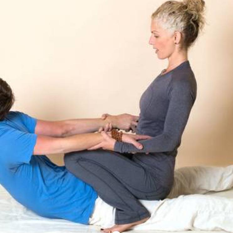 ONLINE Thai Yoga Massage with Bhavani Hope