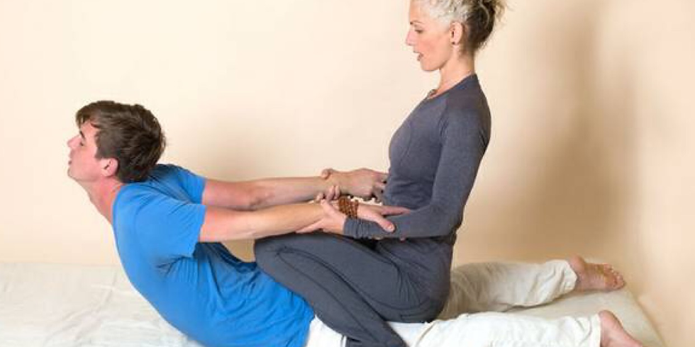 ONLINE Thai Yoga Massage with Bhavani Hope
