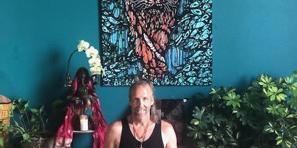 Tuesday Asana, Breath & Meditation with Santosh