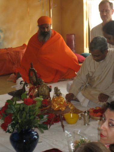 Sri Yantra Puja