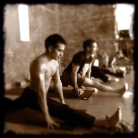 Hanuman Yoga