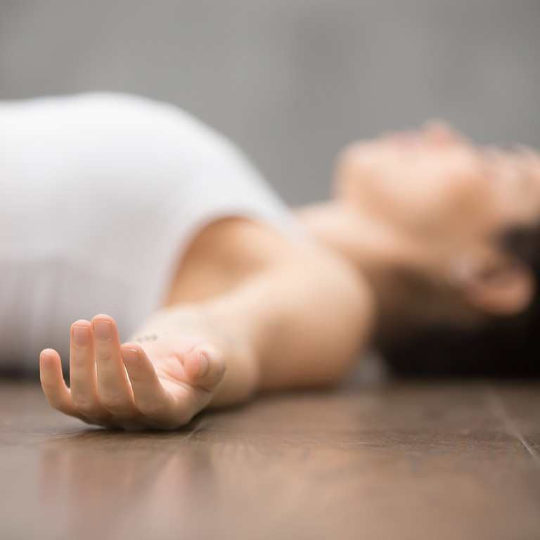 Samadhi Yoga Nidra and Healing