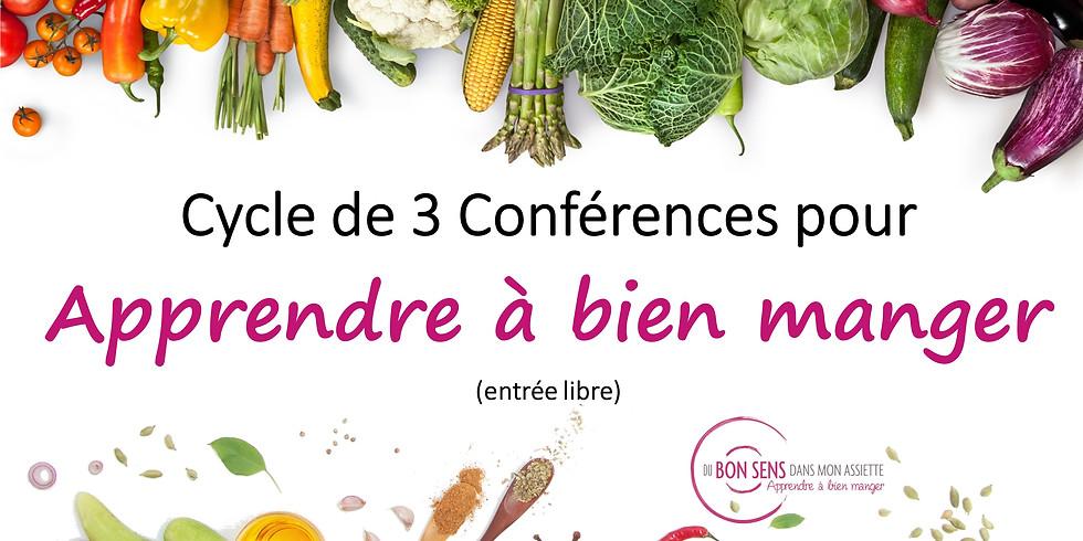 Conférence: L'importance de l'équilibre acido-basique