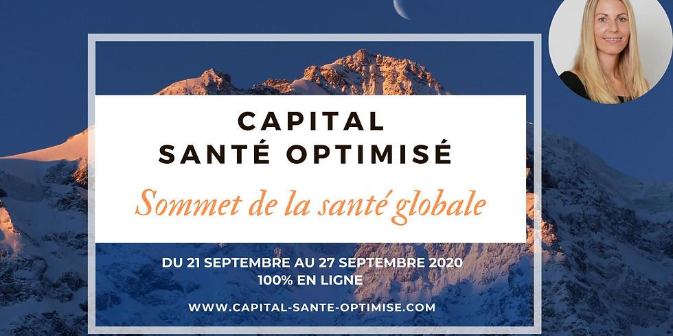 Sommet Capital Santé Optimisé 100% en ligne