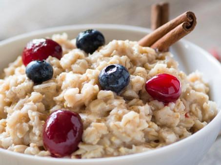 Le porridge du matin - Un petit déjeuner sain et simple