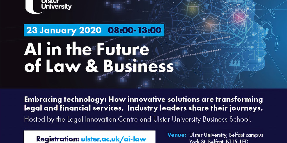 AI in the Future of Law & Business