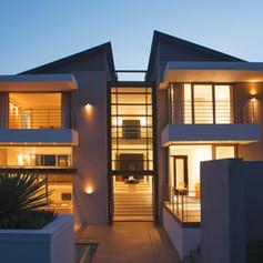 Ingresso Villa in stile moderno