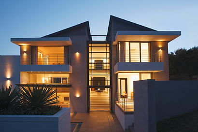 Show home in all its glory