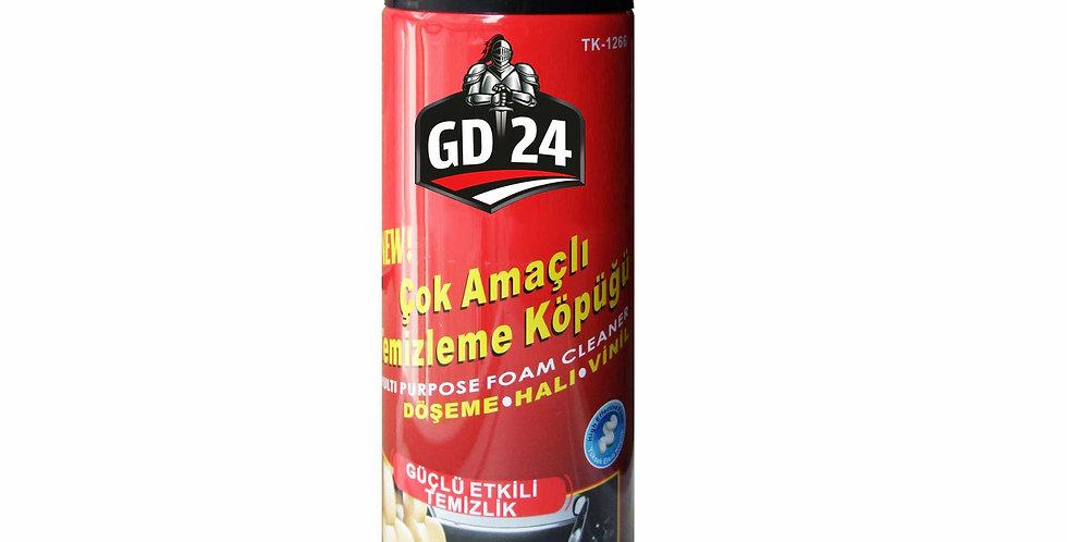GD24 Döşeme Halı Ve Vinil Temizleme Köpüğü