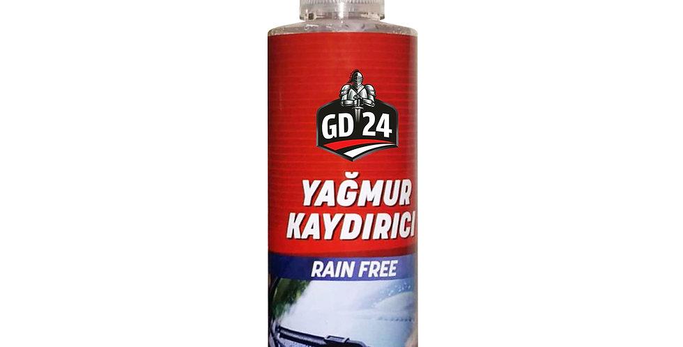 GD24 Yağmur Kaydırıcı Sprey - 200 ml