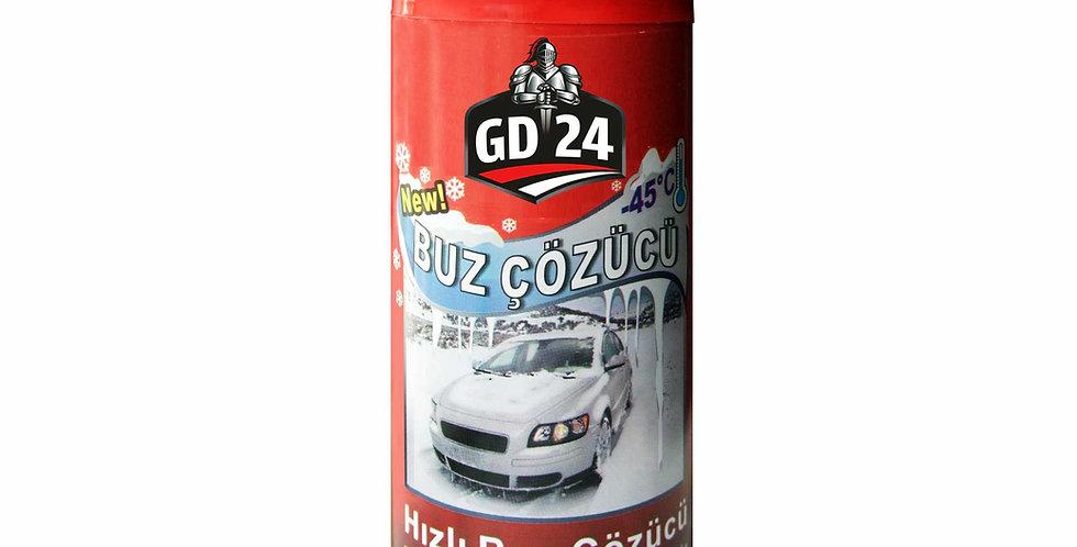 GD24 Buz Çözücü Sprey - 500 ml