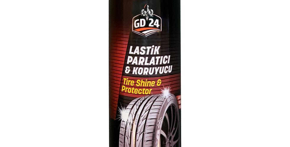 GD24 Lastik Parlatıcı ve Koruyucu 450 ml