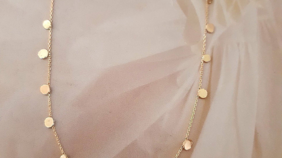 Scattered Stars Necklace
