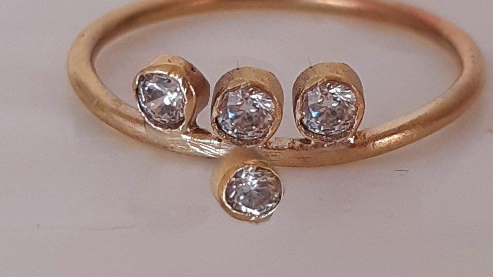 Regallus diamond ring