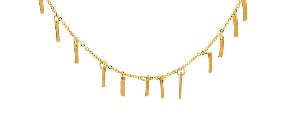 Bardrops Dangle Necklace
