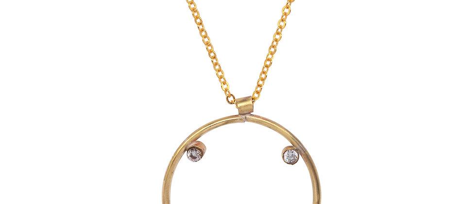 Antares Diamond Necklace