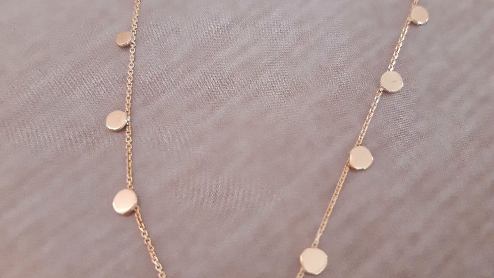Scattered Stars Demi Necklace