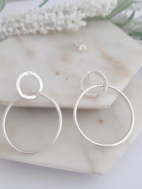 Large Serendipity Drop Earrings