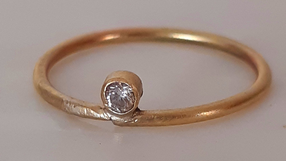 Rigel Diamond Ring