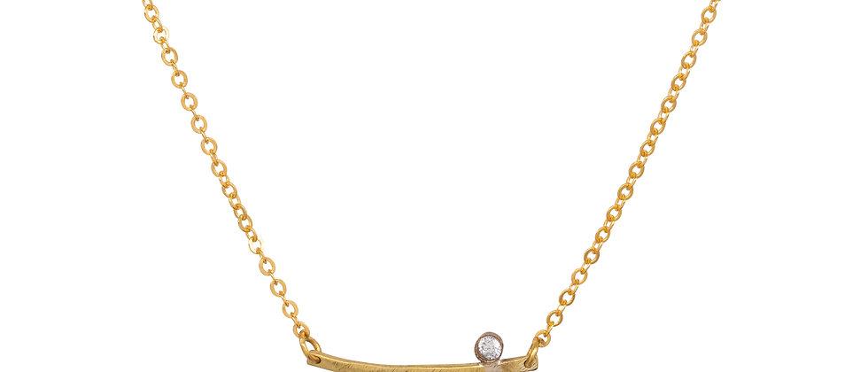 Capella Diamond Necklace