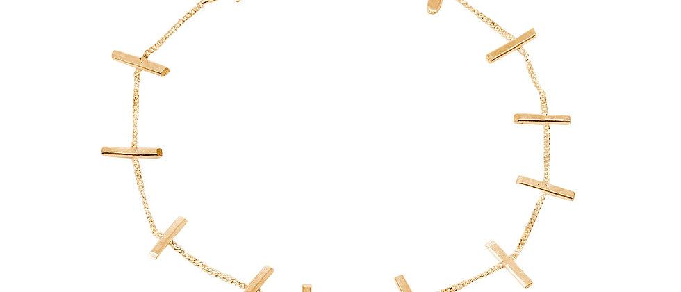 Star Crossed Lovers Bracelet