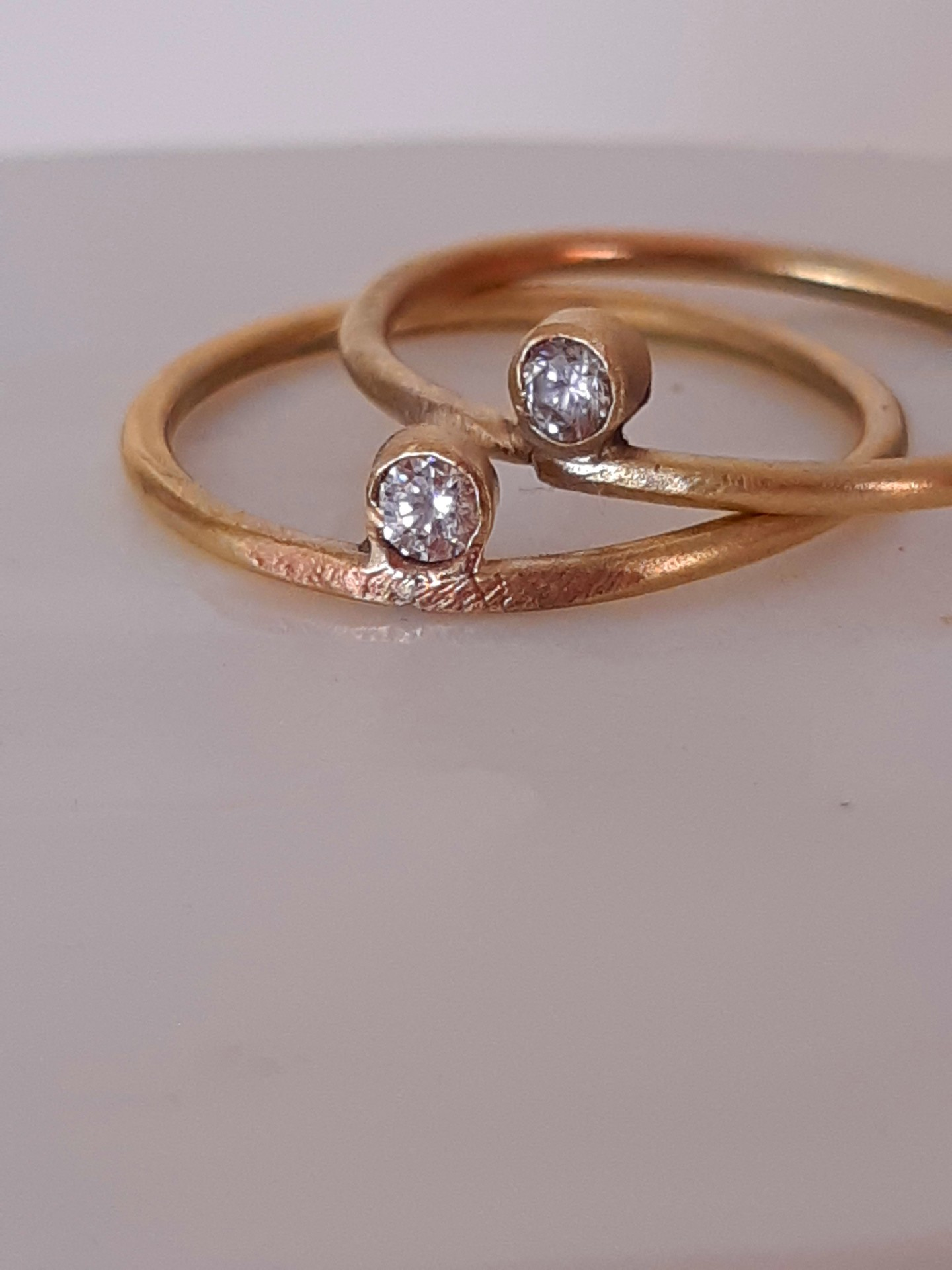 Rigel rings