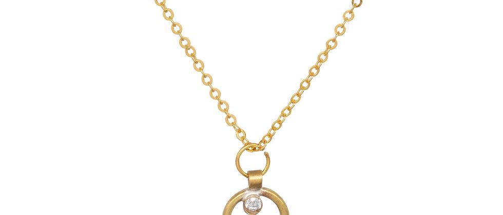 Castor Diamond Necklace