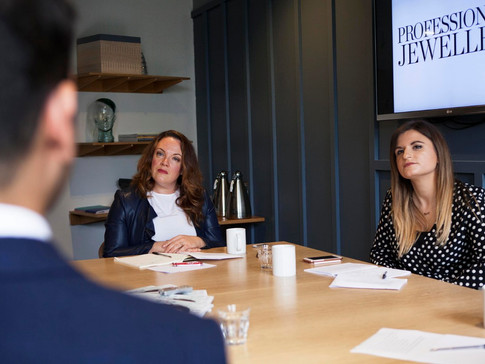 Diana Sherling is part of Professional Jeweller's Digital Roundtable