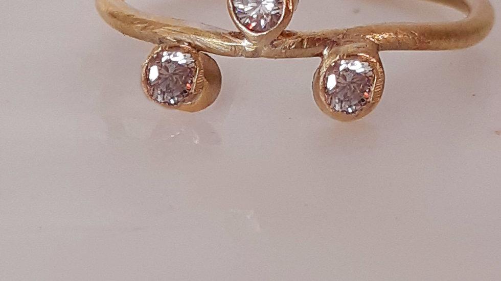Capella diamond ring
