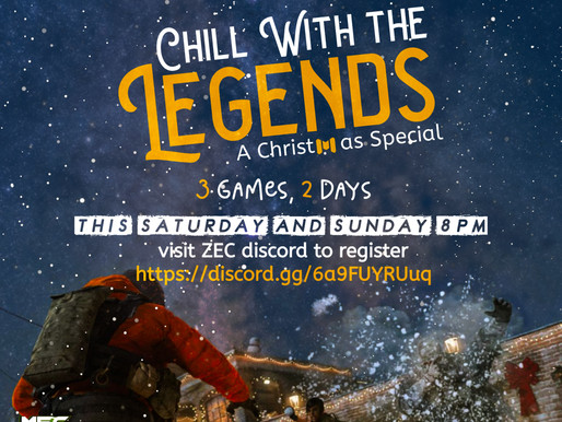 Chill with the Legends ( Christmas Special)