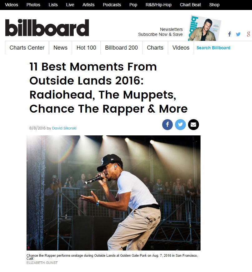Chance.billboard