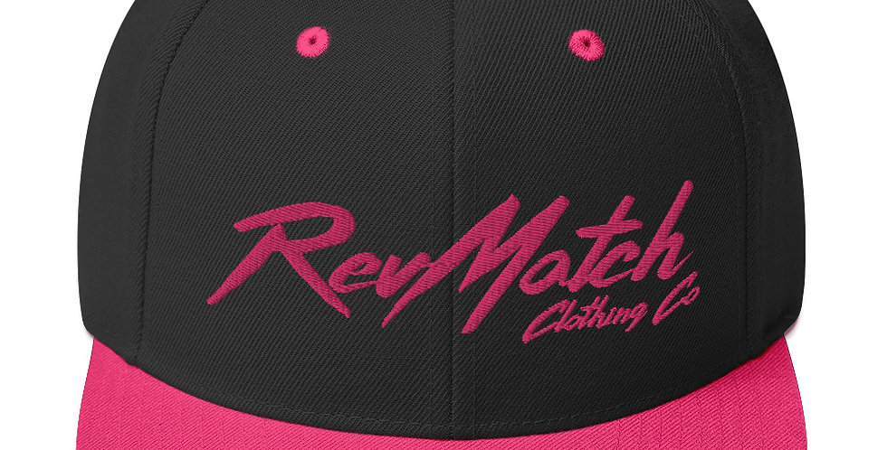 RM Snapback Hat