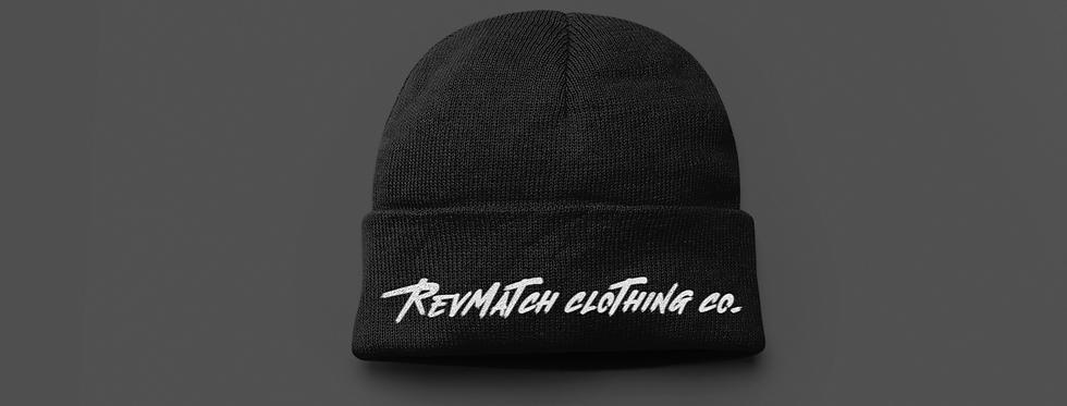 RMCC knit beanie