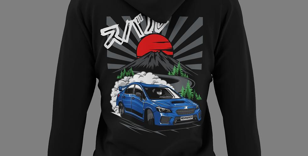 Subaru Kanji Hoodie