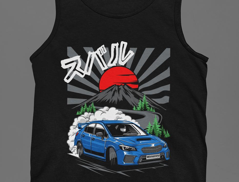 Subaru Kanji Tank Top