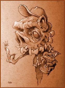 Magic Nose Goblin