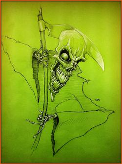 The Grimey Reaper