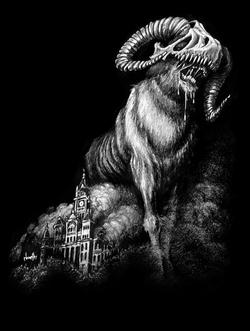 Utahraptor/Bighorn Sheep