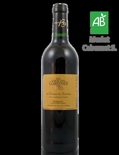 Les Vieilles Garennes 2017 - Vignoble BOUDON - AOP Bordeaux