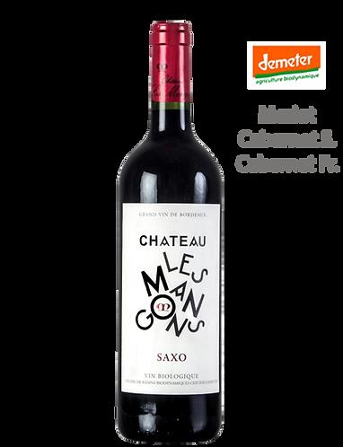Saxo 2015 - Château LES MANGONS - Bordeaux Sainte Foy