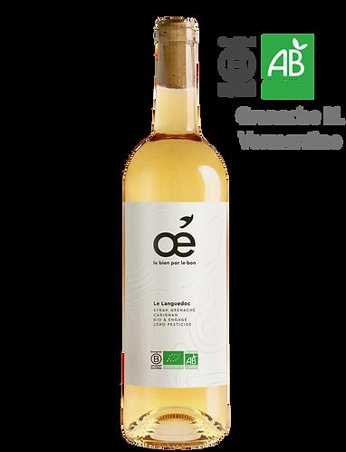 Le Languedoc Blanc 2019 - OE - AOC Languedoc-Roussillon